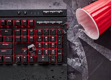 Corsair Gaming Keyboard corsair k68 mechanical gaming keyboard 187 gadget flow