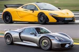 Porsche P1 Your Best Porsche 918 Vs Mclaren P1 Jokes Go Here