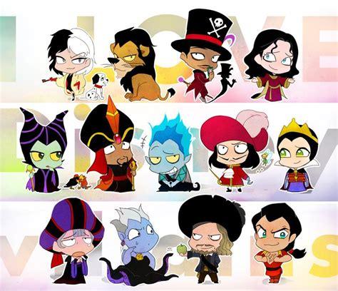 i love disney villains by y yuki on deviantart disney