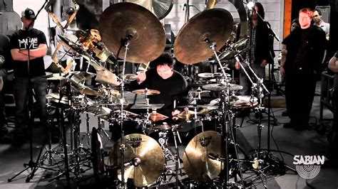 Terry Sets terry bozzio s all cymbal drum set