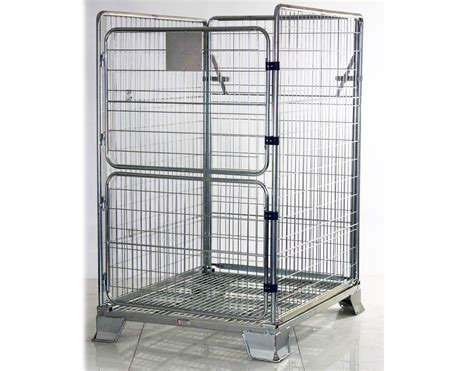 heavy duty cage pallet parcel cage heavy duty security cages direct