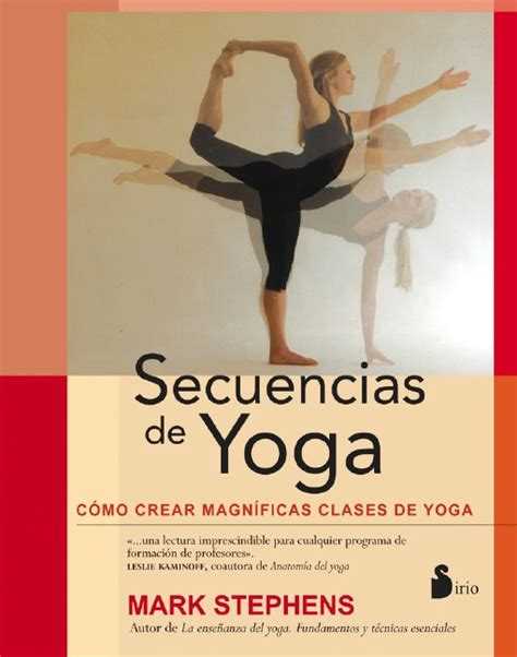 libro secuencias de yoga yoga en red