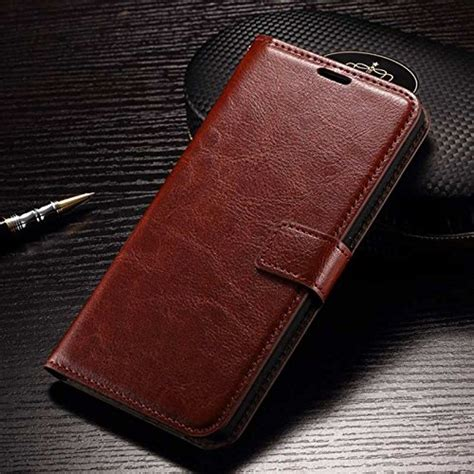 Vivo V5 Flip Cover Pu Leather Goosperry Kickstand Holster Az34 classic wallet flip cover for samsung z4 babaclicks