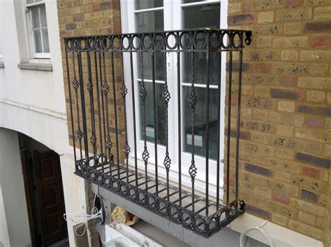 Balconies steel juliet balconies from iron design in west midlands