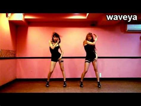 video dance tutorial kpop miss a quot good bye baby quot kpop dance tutorial waveya ari miu