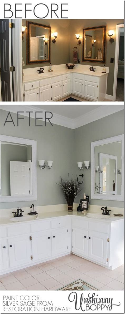 simple small bathroom makeovers bathroom makeovers master bathrooms and silver sage on