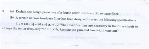 linear integrated circuits and applications previous year question papers linear integrated circuits and applications previous year question papers 28 images be ece