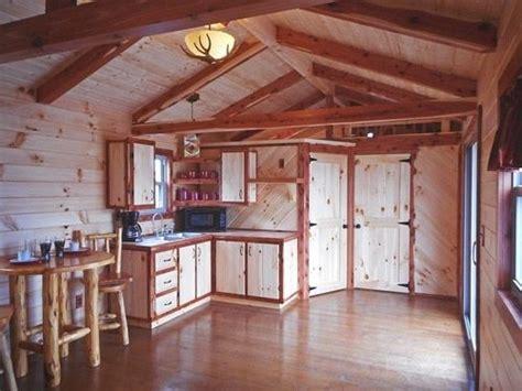 hunter  model lofted barn cabin tiny house