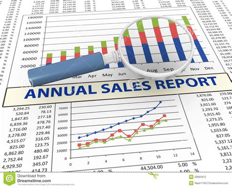 yearly report sle sle of annual report 28 images sales annual report