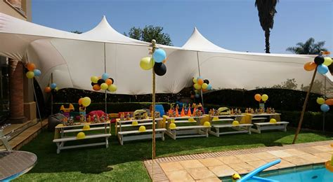 themed party equipment hire stretch tents for hire johannesburg pretoria