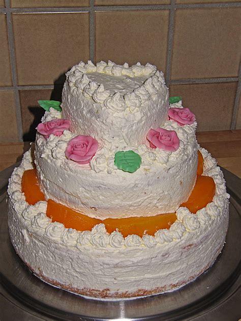 Hochzeitstorte Erdbeer by Erdbeer Hochzeitstorte Rezept Mit Bild Syena