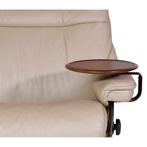ekornes stressless swing table stressless by ekornes tables 5269013 swing round table