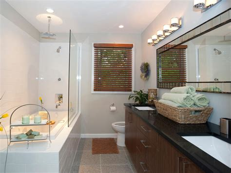 hgtv decorating bathrooms modern bathroom design ideas pictures tips from hgtv