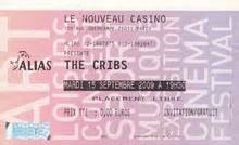 the cribs tickets tour dates 2018 concerts songkick