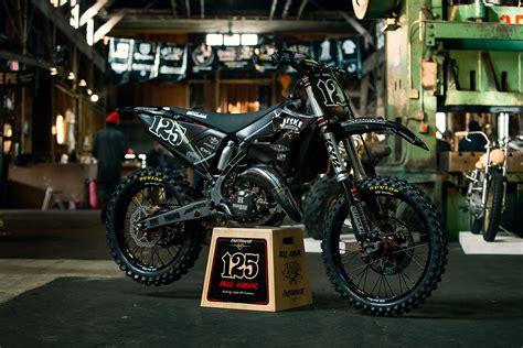 best 125 motocross bike 125 dream race jeske mx customs
