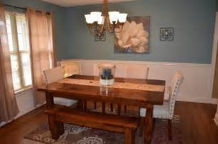 Diy Dining Room by How To Build A Dining Room Table 13 Diy Plans Guide