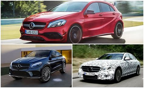 Mercedes Automobiles Upcoming Mercedes Cars To Be Launched In India In