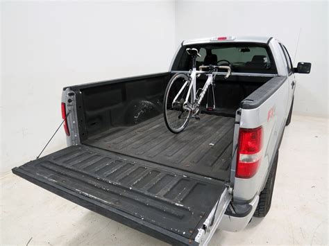 yakima truck bed rack yakima blockhead single bike truck bed mounted rack bolt