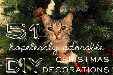 buzzfeed christmas ideas 51 hopelessly adorable diy decorations