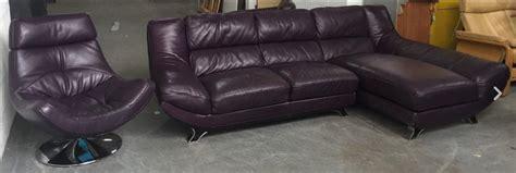 dfs purple corner sofa dfs 163 3500 very thick leather big corner sofa swivel chair