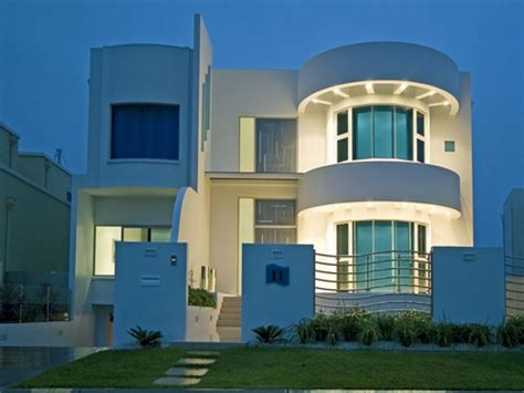 the modern home 1920s art deco house art deco modern house design design
