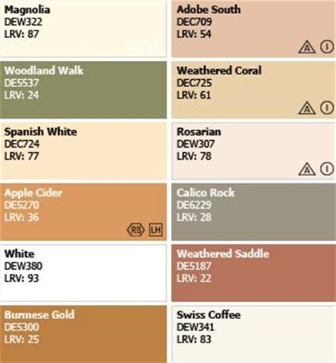 dunn edwards exterior color combinations brown hairs