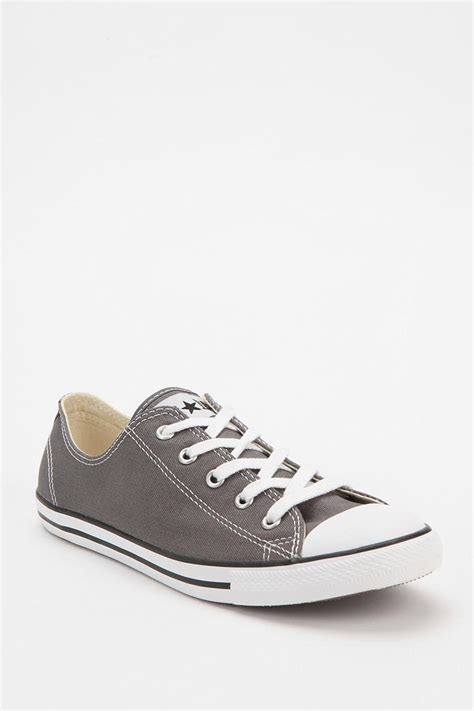womens grey sneakers converse chuck all dainty womens canvas