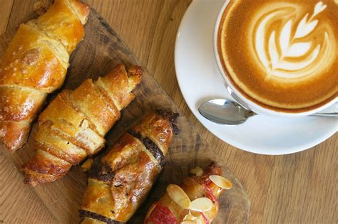 coffee  pastry thriving locally