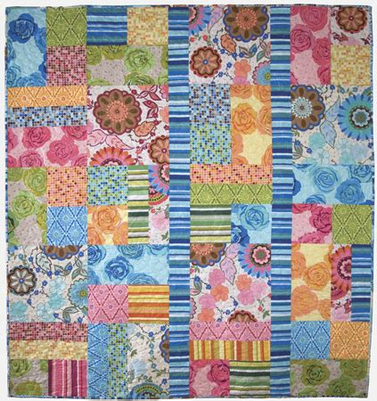 Easy Quilt Patterns For Beginners Free by Free Easy Beginner Quilt Patterns