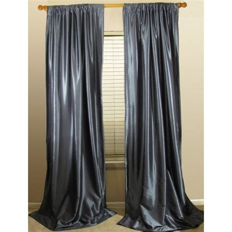 silk drape premium faux silk drapery panels custom faux silk curtains