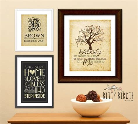 printable home decor family quote printable home decor family roots 8x10