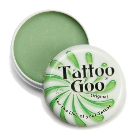 homemade tattoo goo tattoo goo salve 9 g