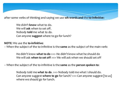 verb pattern of admit question pattern