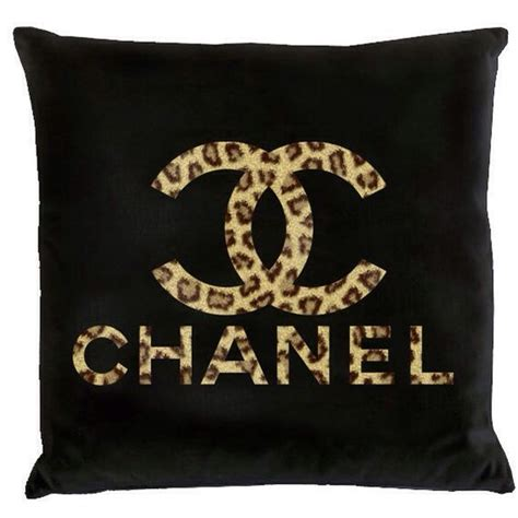 Kacamata Chanel 2 Leopard chanel leopard print pillow green with envy bedroom logos ps and leopards