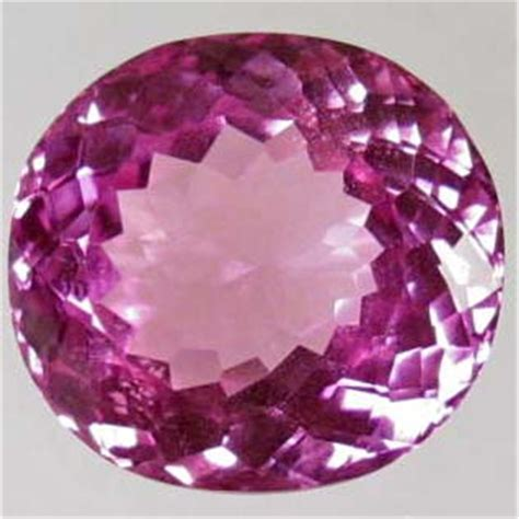 Topaz Pink 25 30 cts pink topaz aaa