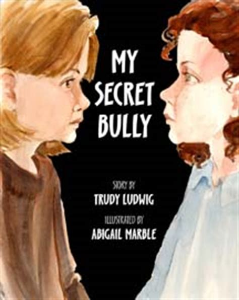 my secret books trudy ludwig books