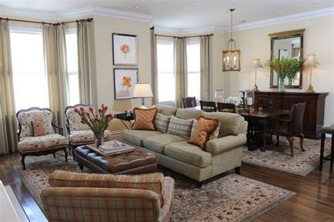 Narrow Living Dining Room by Classic Living Room With Dining Room Combo New Home Design Trends Dining Living Room Layout
