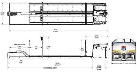House Measurements Floor Plans by Highway66 Specifications Amusement Qubicaamf Mini