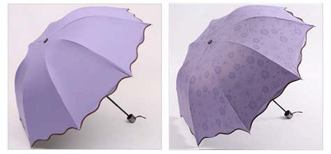 Payung Magic 3d payung 3d 3dimensi 3 dimensi ajaib muncul motif jika basah