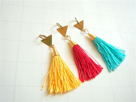 tassels for jewelry tassel charms tassels set jewelry tassels handmade