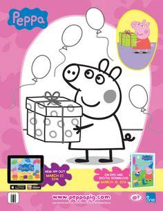 happy birthday pig coloring pages peppa party on pinterest peppa pig cake designs and