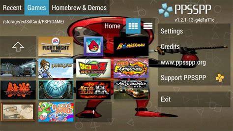 mod game ppsspp ppsspp black mod apk change background free download
