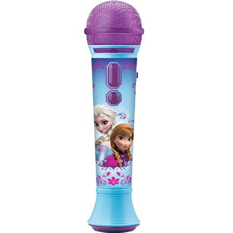 Promo Mainan Microphone Frozen Elsa Pink disney frozen kingdom vanity set and disney frozen elsa mp3 microphone only 39