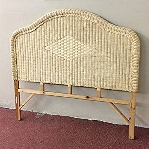 wicker headboard full com diamond wicker full size headboard