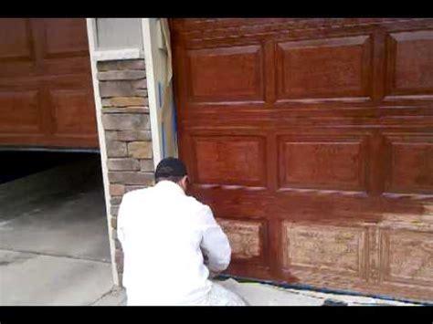 video  brush magic painting   paint wood graining