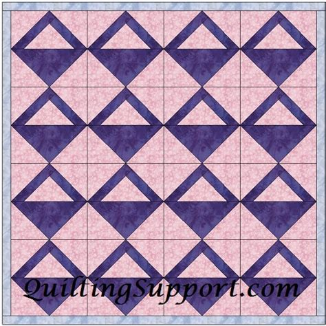 Free Foundation Quilting Blocks by Free Basket Foundation Quilting Pattern