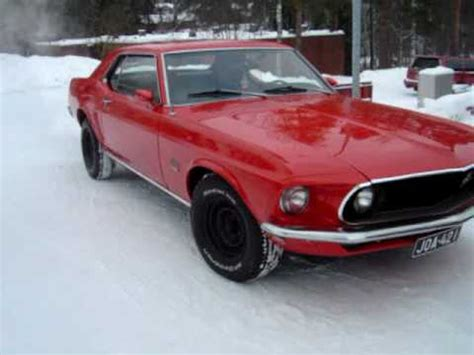 1969 ford mustang grande coupe 102993 ford mustang 1969 coupe grande youtube