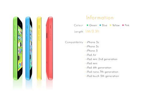 apple premium reseller indonesia innowatt foxconn group lightning cables flat