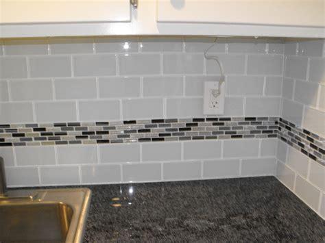 glass tile backsplashes this kitchen backsplash is made home design 85 astounding white mosaic tile backsplashs