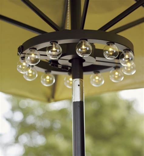 Patio Umbrella Marquee Lights 141 Best Images About Outdoor Lighting On